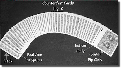 how to make counterfeit magic cards