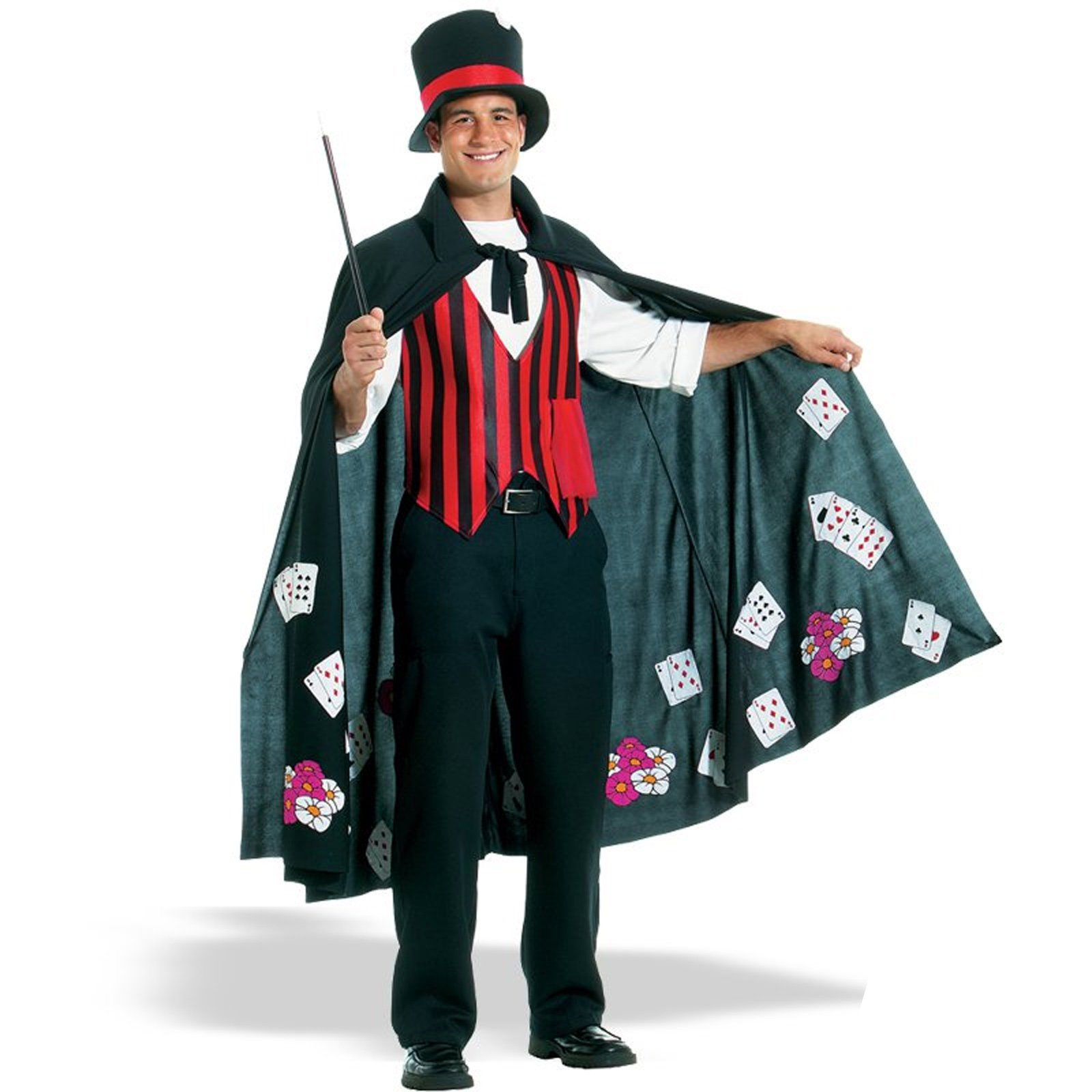 Really? A top Hat and a Cape!? - Stone Cold Magic Magazine